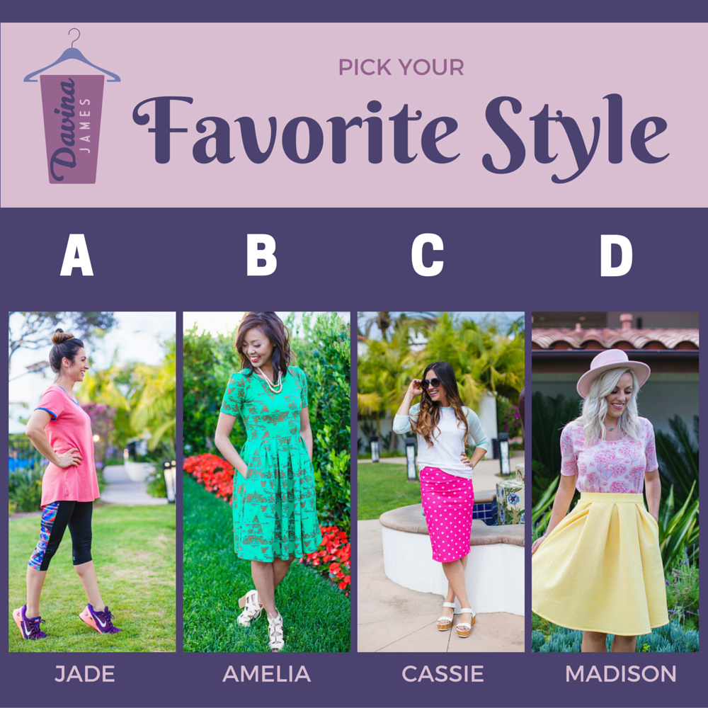 ENGAGEMENT_ Pick a Style