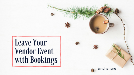 how to get vendors to come to your event